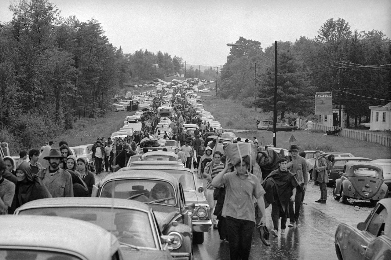 ترافیک برای يك جشنواره