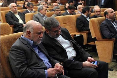 توتال برای مأموریت ویژه به ایران آمده است