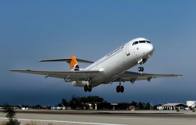 ۵۹ هزار مسافر از فرودگاه ایلام جابجا شدند