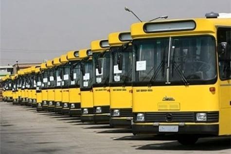 ۱۲۰ دستگاه اتوبوس در خطوط پر تردد مشهد شروع به فعالیت میکنند