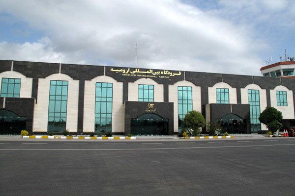 بازدید وزیر راه و شهرسازی از فرودگاه ارومیه