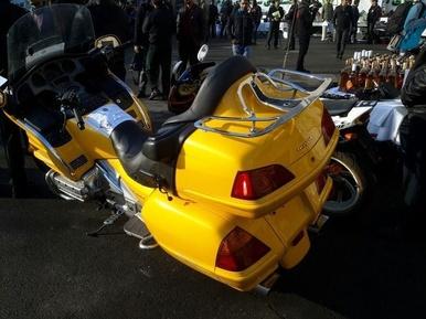 توقیف موتورسیکلت یک میلیاردی