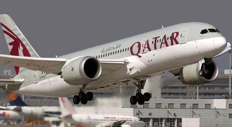 شرکت هواپیمایی قطر دوباره از آسمان عربستان پرواز میکند