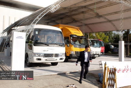 هفدهمین نمایشگاه بین المللی حمل و نقل و خدمات شهری