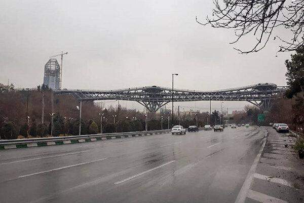 هوای تهران سالم است/ احتمال افزایش غلظت آلاینده ها