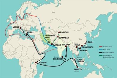 یک راهکار برای جلوگیری از انزوای ایران در معادلات ترانزیتی