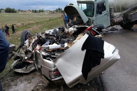 هفت کشته و مجروح در انحراف به چپ پژو ۴۰۵