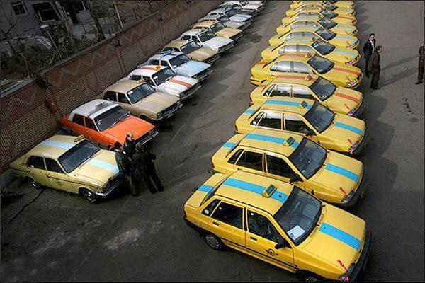 حلقههای مفقوده نوسازی تاکسیهای فرسوده