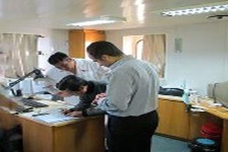 گزارش تصویری / هفته جهانی دریانوردی در اداره کل بنادرودریانوردی استان خوزستان
