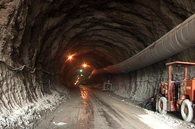 حفاری تونل «زره» پایان یافت