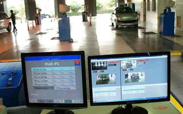 اعمال جریمه خودروهای فاقد معاینه فنی