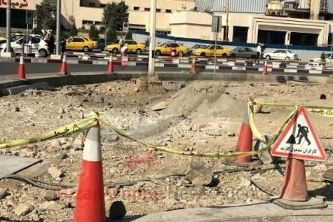 مهرآباد همچنان در دست تعمیر