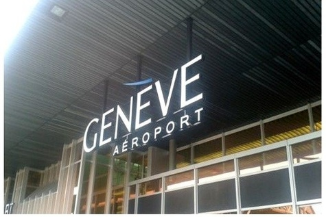 SITA trials baggage robot at Geneva Airport, Switzerland