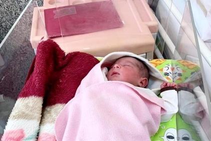 هدیه مترو به مادر و فرزندی که امروز در ایستگاه دروازه دولت متولد شد