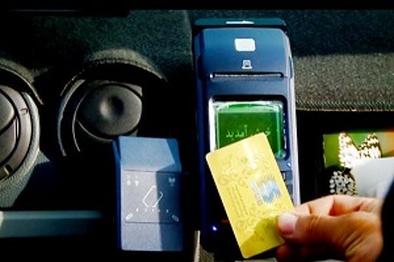 آغاز پرداخت الکترونیکی کرایه تاکسی در قم