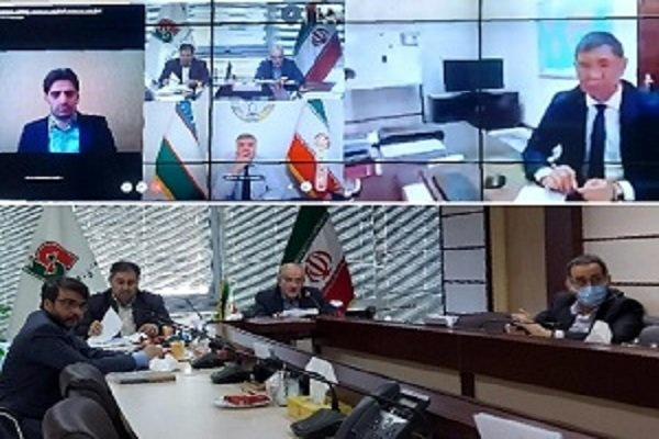 برگزاری نشست دوجانبه معاونین وزیر راه و شهرسازی ایران و ازبکستان