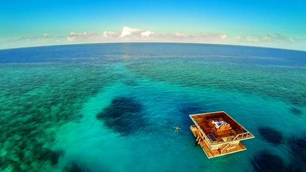 4 Amazing Underwater Hotel Experiences