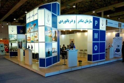 معرفی جاذبه های گردشگری دریایی در نمایشگاه تهران