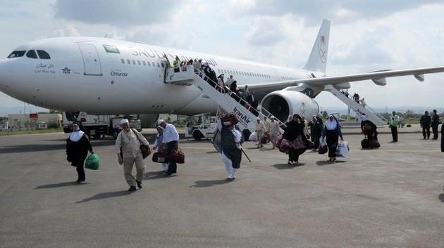 رایزنی با عربستان برای ورود سایر ایرلاینها به پروازهای برگشت حج