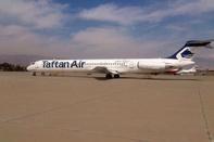 قدردانی مسافران جامانده پرواز زاهدان - تهران از هواپیمایی تفتان