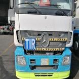 First Saudi TIR export shipment speeds across UAE border