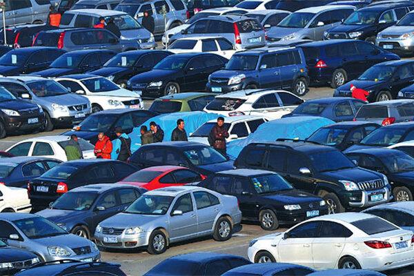 فروش خودروهای کارکرده در چین دوبرابر شد