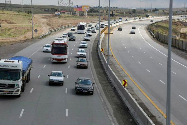 کاهش ۲۳ درصدی سوانح جادهای در قزوین
