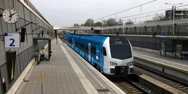 Stadler to deliver 16 trams to Denmark's Odense city