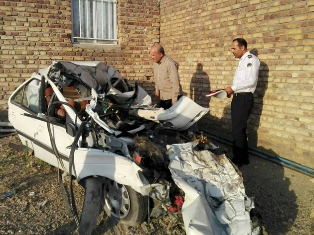 اطلس تصادفات شهر قزوین تدوین شد