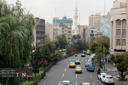 وضعیت آرام مرکز تهران