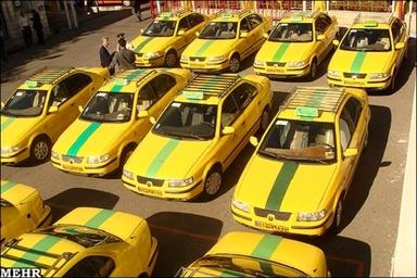 تجهیز 50 دستگاه تاکسی فرودگاه زاهدان به اینترنت پرسرعت