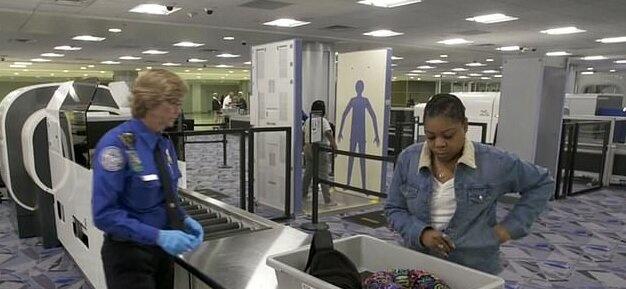 استفاده از سگ بویاب دیجیتالی در فرودگاههای آمریکا