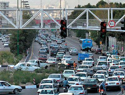 ترافیک محورهای استان گیلان پرحجم اما تردد روان است