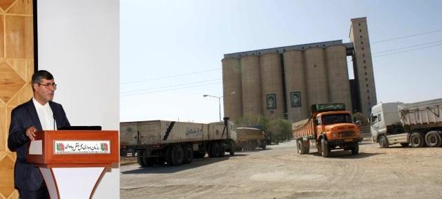 برنامه ریزی 17 هزار سرویس حمل گندم در اردبیل توسط ناوگان جاده ای