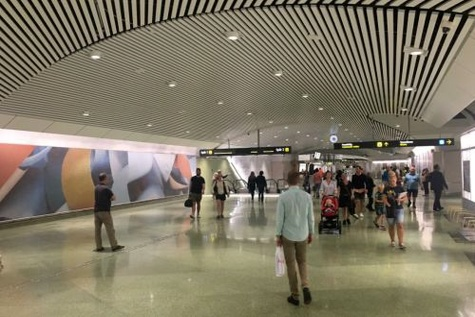 Stockholm City Line opens