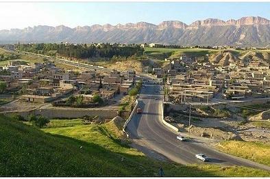 آسفالت راههای روستایی در سطح استان ایلام