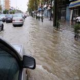 بارش شدید باران در جنوب و غرب کشور