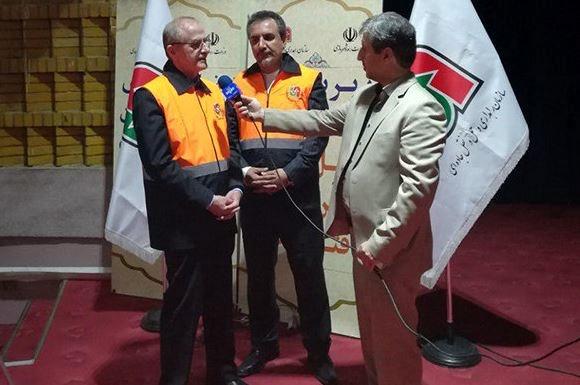 ورود 600هزار زائر از مرز مهران در 48ساعت