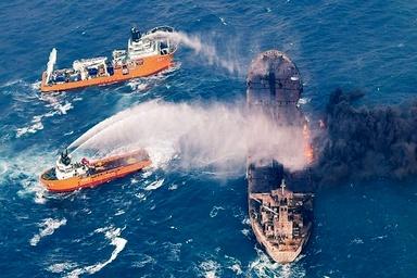 حقایق تکاندهنده از 12 ابهام «سانچی» به روایت شرکت نفتکش