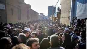 روایت ۴۸ دقیقه برزخی و ۶۲ قربانی تشییع پیکر سردار سلیمانی