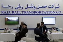 غرفه «رجا» در هفتمین نمایشگاه بینالمللی حملونقل ریلی