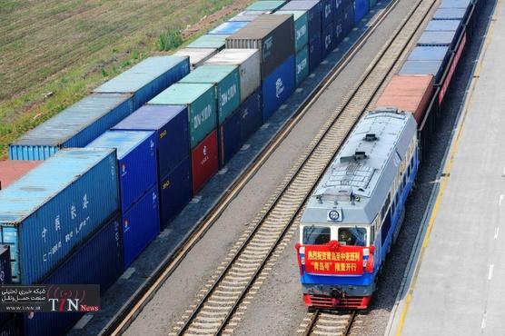 چین برای اثبات ادعاهایش قطار باری راهی ایران کرد