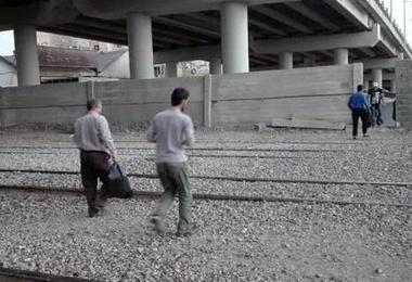 تصاویر/ توقف ساخت زیرگذر پل امام رضا