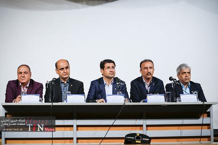 نشست خبری محمد راستاد به منظور تشریح نتایج رسیدگی به سانحه نفتکش سانچی و کشتی فله بر کریستال
