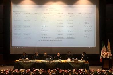 هیات مدیره انجمن صنفی شرکتهای حمل و نقل ریلی انتخاب شدند