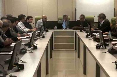 مجمع عادی سالیانه انجمن صنفی شرکتهای حملونقل ریلی و خدمات وابسته برگزار شد