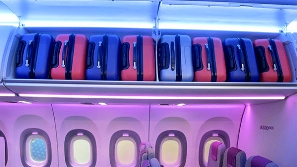 Airbus A330neo Airspace cabins nearing service entry