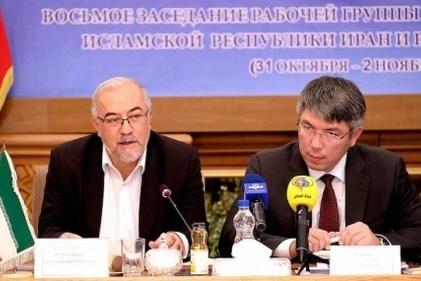 گزارش تصویری / امضاء یادداشتتفاهم همکاریهای حمل و نقلی ایران و روسیه