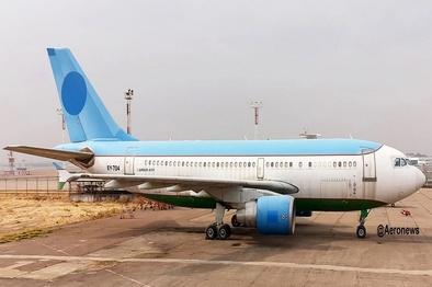 ورود یک هواپیمای 22 ساله به ناوگان ماهان