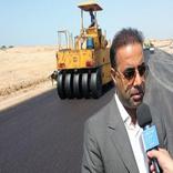 تخصیص  ۵۰ میلیارد تومانی وزارت نفت به طرح راهسازی دشتی
